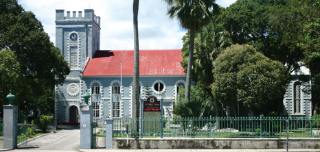 St Jude Heritage >> St. Mary's Anglican Church - Barbados Pocket Guide