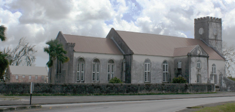 St Thomas Anglican Church Barbados Pocket Guide