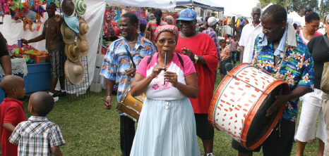 Bridgetown Market - Barbados Pocket Guide
