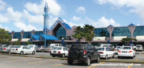 Mall Internationale, Haggatt Hall, St. Michael, Barbados Pocket Guide
