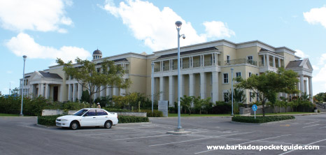 Barbados Supreme Court, Bridgetown, Barbados Pocket Guide