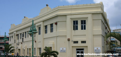 Immigration Department, Bridgetown, Barbados Pocket Guide