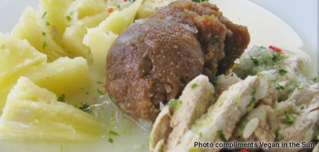 Pudding And Souse Barbados Pocket Guide