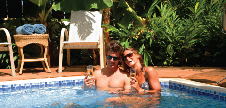 Honeymooners at Sugar Cane Club Hotel & Spa, Maynards, St. Peter, Barbados Pocket Guide