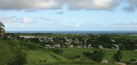 Scenic View of Our Island, Barbados Pocket Guide