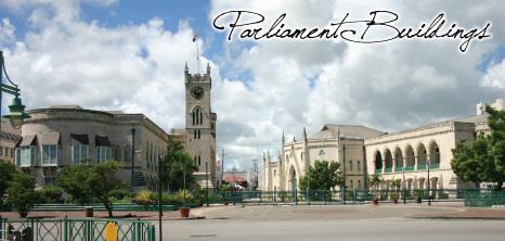 Parliament Buildings Barbados Pocket Guide