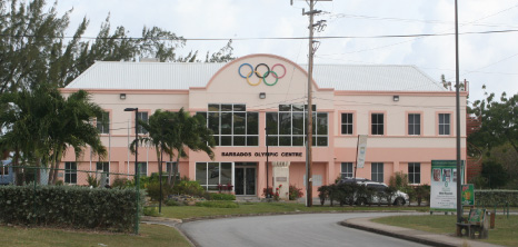 Barbados Olympic Centre, Wildey, St. Michael, Barbados Pocket Guide