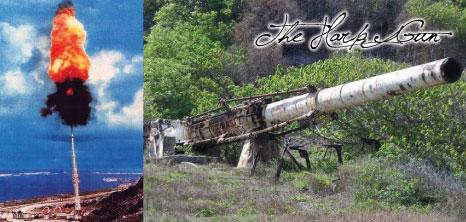 High Altitude Research Project Harp Gun Barbados
