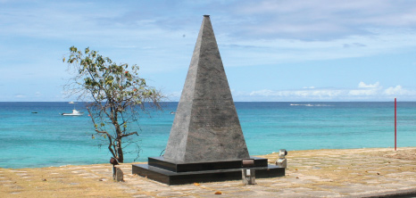 Cubana Monument Barbados Pocket Guide