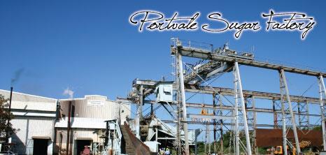 Portvale Sugar Factory Barbados Pocket Guide