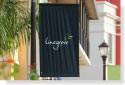 Sign Outside Limegrove Lifestyle Centre, Holetown, St. James, Barbados Pocket Guide