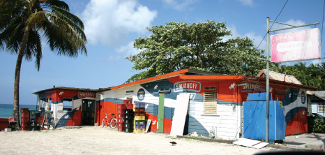John Moore's Rum Shop, Weston, St. James, Barbados Pocket Guide