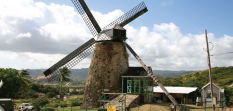 Morgan Lewis Windmill, St. Andrew, Barbados Pocket Guide